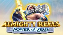 Игровой слот Almighty Reels Power of Zeus